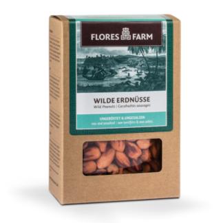 Wilde Erdnüsse Schonen getrocknet Pures Erdnusserlebnis