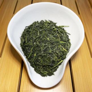 Fuji Sencha Grüner Tee Ernte Frühjahr
