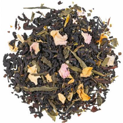 Druiden Zaubertee® Teemischung Schwarzer Tee, Grüner Tee, Fruchtstücke
