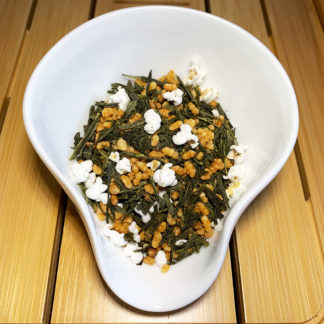 Genmaicha Grüner Tee mit geröstetem Reis