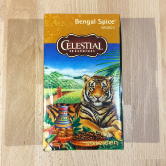 Celestial Bengal Spice abgepackter Tee