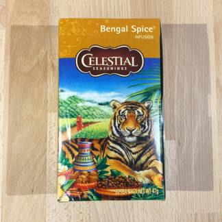 Celestial Bengal Spice abgepackter Tee