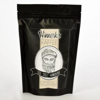 Espresso Kolumbien Hinnerk´s Kaffee ganze Bohnen und gemahlen