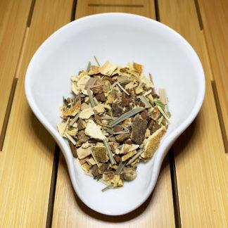 Wellness Ayurvedische Teemischung mit Süßholz