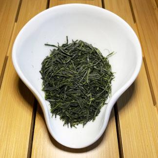 Fukamushicha Spitzenqualität Grüner Tee tiefengedämpft frisch