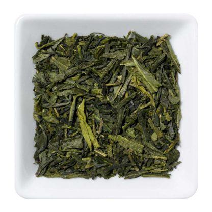 Grüner Tee Earl Grey mit Bergamotte-Geschmack