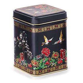 Teedose Magnolia für 100g Tee