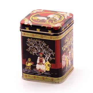 Teedose Black Jap 125g für losen Tee