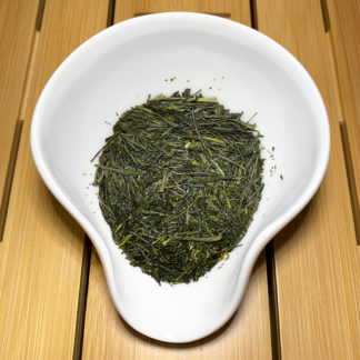 Japan Gyokuro Hiki in Präsentationsschale
