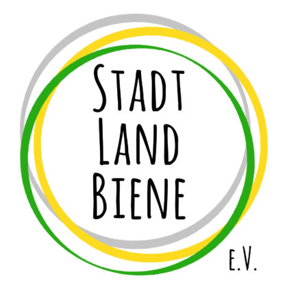 Logo Stadt-Land-Biene e.V.