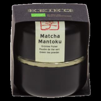 Mantoku Matcha Bio von Keiko