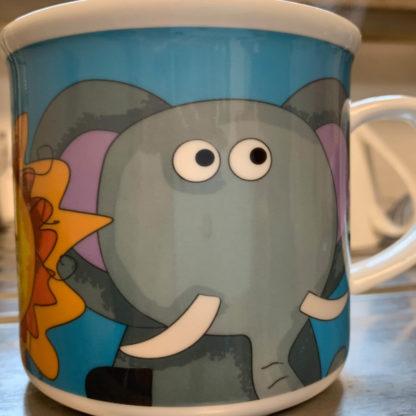 Magic Edgar Zauberbecher mit Elefant